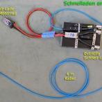 Halb-Schnellladen an Schuko-Steckdose (auch für CEE blau)