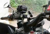 Recycling of an old tripod...